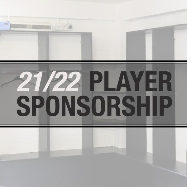 2021/22 Player Sponsorships
